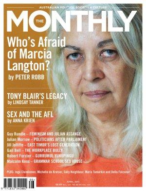 Cover: April 2011
