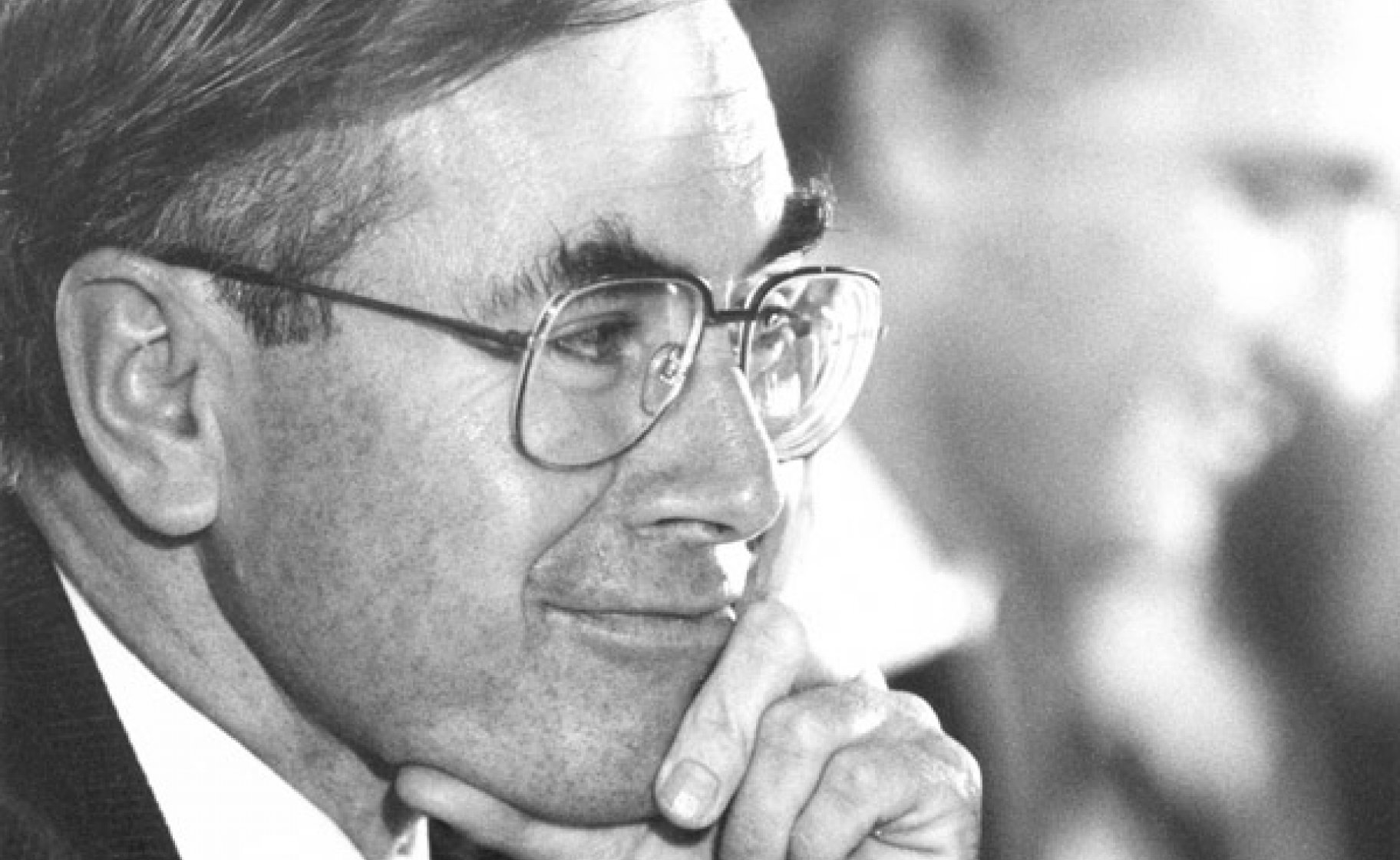 John Howard on the rise, 1984. Image courtesy of the National Archives of Australia.