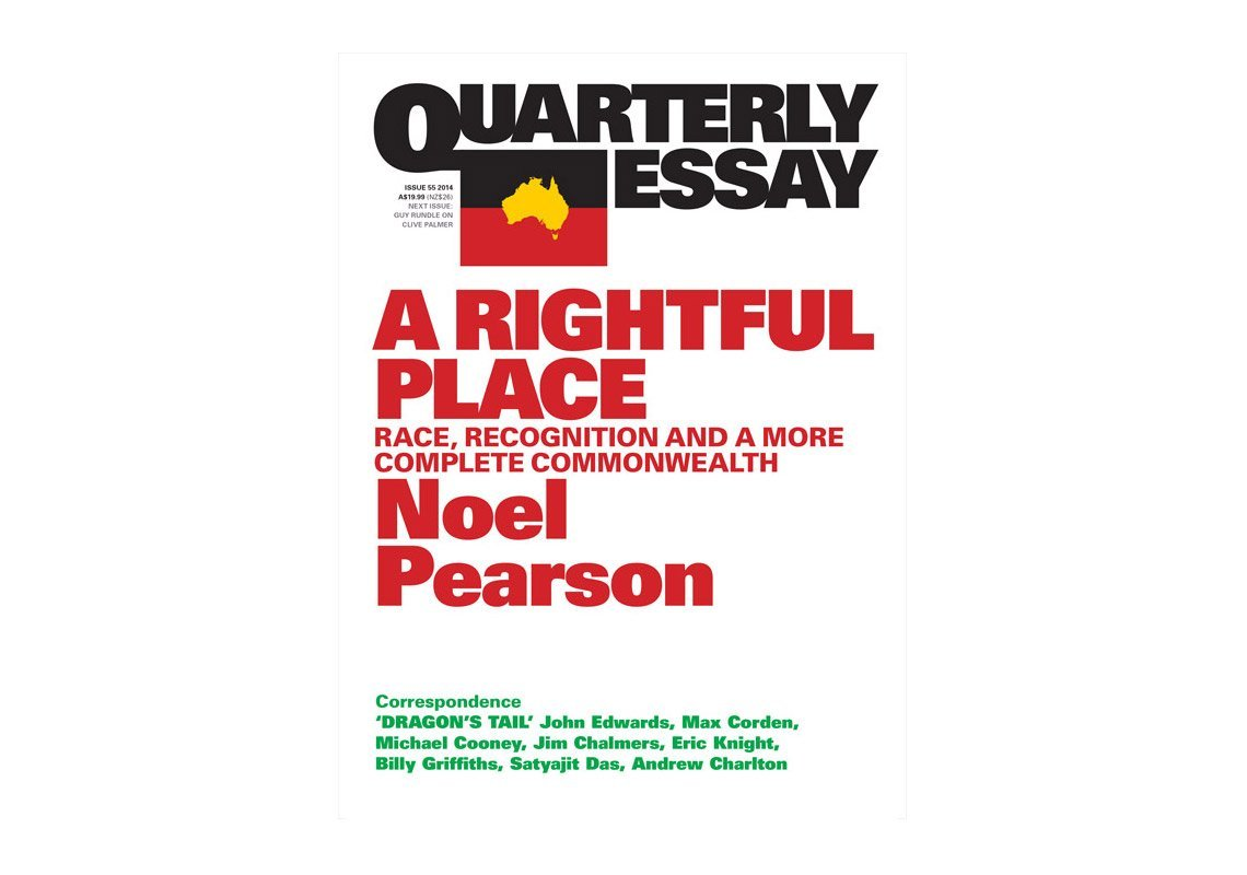 The quarterly essay