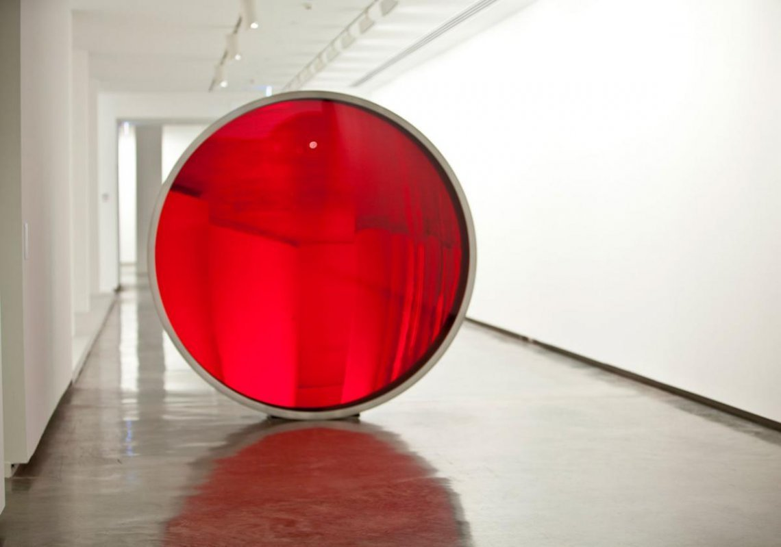 Anish Kapoor, Museum of Contemporary Art, Sydney, Until 1 April