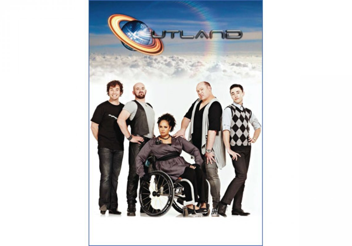'Outland' by Kevin Carlin (director), ABC1, 6-part series, from 8 February