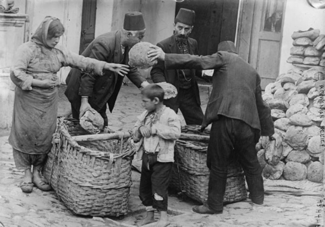 a turkish tale gallipoli and the n genocide the monthly  n refugee women and child getting food relief 1915 16 library of congress
