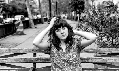 Courtney Barnett. © Adela Loconte