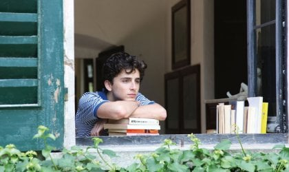 Still from Call Me By Your Name