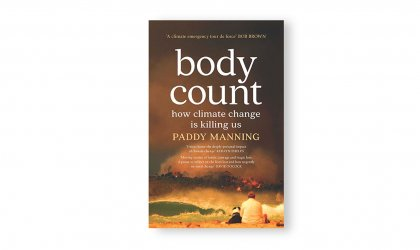 Cover image of Body Count by Paddy Manning