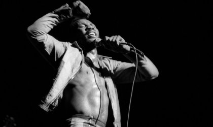 Ready steady gone. Image of Toots Hibbert, 1976