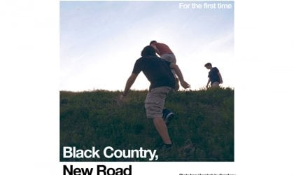 'For the first time' by Black Country, New Road . Image of Black Country, New Road's 'For the first time'