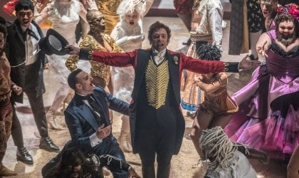 Still from The Greatest Showman
