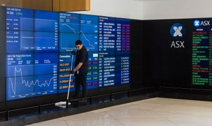 Photograph of Australian Securities Exchange