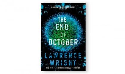 Cover of 'The End of October'