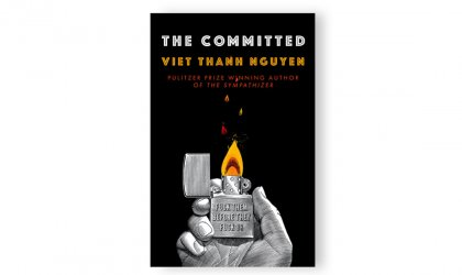 'The Committed' by Viet Thanh Nguyen . Image of 'The Committed'