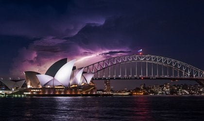 Image of the Sydney Opera House