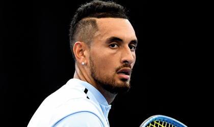 Image of Nick Kyrgios