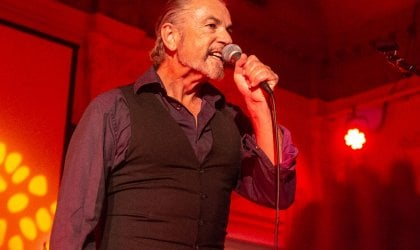 The Church frontman Steve Kilbey. Image of Steve Kilbey