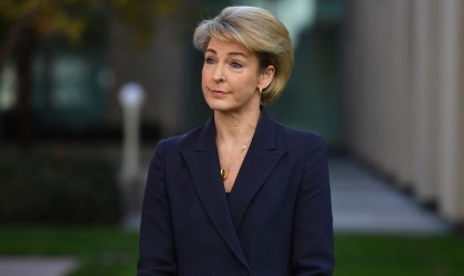 Image of Minister for Skills Michaelia Cash