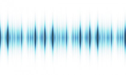 Image of sound waves