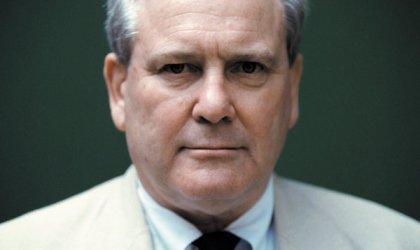 Frank Moorhouse, the nation's Edith Wharton. © Steve Baccon/Fairfax Syndication