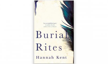 'Burial Rites', by Hannah Kent, Picador; $32.99