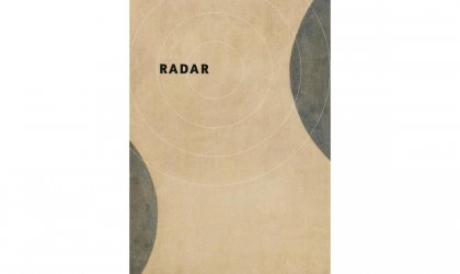 'Radar' by Kevin Brophy and Nathan Curnow. 'Radar' by Kevin Brophy and Nathan Curnow, Walleah Press; $25
