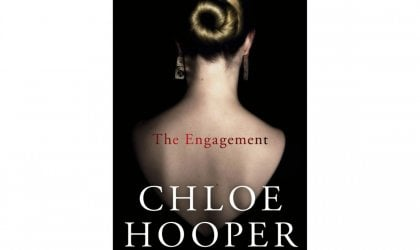'The Engagement' by Chloe Hooper, Hamish Hamilton; $29.99