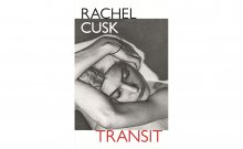 'Transit' by Rachel Cusk. Cover of Transit