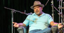 The image of Noel Pearson. Source