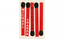 'Moonglow' by Michael Chabon. Cover of Moonglow