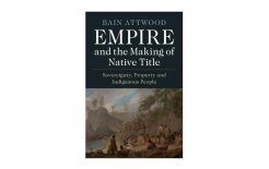 Image of 'Empire and the Making of Native Title'