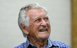 Image of former prime minister Bob Hawke