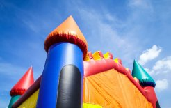 Image of bouncy castle
