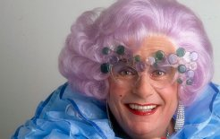 Image of Dame Edna Everage