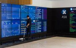 Super heroes or super villains?. Photograph of Australian Securities Exchange