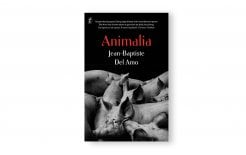 Cover image of 'Animalia' by Jean-Baptiste Del Amo