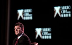Arrested development. Image of James Packer