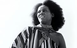 Feel the divine. Alice Coltrane, circa 1970