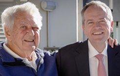 Image of Bob Hawke and Bill Shorten