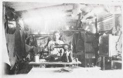 "Image of ""Man working"" (Rufus Wilton), Nepabunna, circa 1930"
