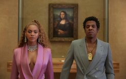 Image of Beyoncé and Jay-Z