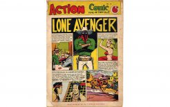 Action Comic cover