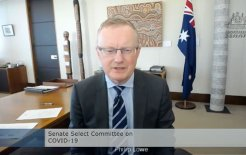 Image of RBA governor Philip Lowe