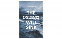 Cover of The Island Will Sink