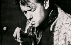 The young Dylan Thomas