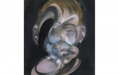 'Self Portrait' (1973), Francis Bacon. © The Estate of Francis Bacon. Image courtesy of the Art Gallery of NSW.