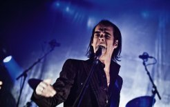 Nick Cave in Copenhagen, 2010. © Gonzales Photo / Demotix