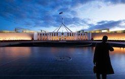Parliament House, Canberra. © JJ Harrison