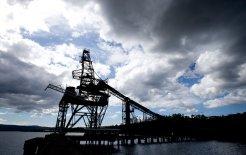 Ship-loading tower, Triabunna mill wharf.© Mike Bowers