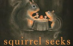 'Squirrel Seeks Chipmunk: A Wicked Bestiary' by David Sedaris, Little, Brown, 176pp; $24.95