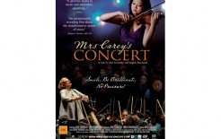 'Mrs Carey's Concert', By Bob Connolly and Sophie Raymond (directors),In national release