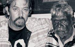 Tony Oliver and Paddy Bedford, Kununurra, 2003.© Giancarlo Mazzella