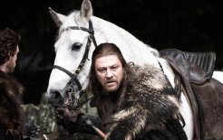 Sean Bean in 'Game of Thrones'. © Home Box Office